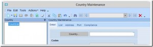 Epicor Master File Descriptions